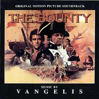 Vangelis - The Bounty CD (album) cover