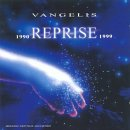 Vangelis - Reprise 1990 - 1999 CD (album) cover