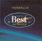 VANGELIS - Best In Space CD album cover