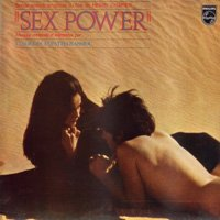 Vangelis - Sex Power CD (album) cover
