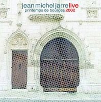 Jean-michel Jarre - Printemps De Bourges CD (album) cover
