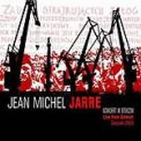 Jean-michel Jarre - Live From Gdansk - Koncert W Stoczni CD (album) cover