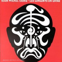 Jean-michel Jarre - Les Concerts En Chine CD (album) cover