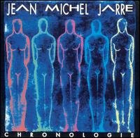 Jean-michel Jarre - Chronologie CD (album) cover
