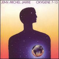 Jean-michel Jarre - Oxygene 7-13 CD (album) cover