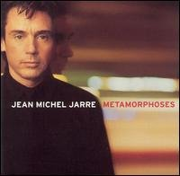 Jean-michel Jarre - Metamorphoses CD (album) cover