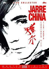 Jean-michel Jarre - Jarre In China DVD (album) cover
