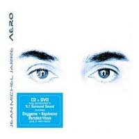 Jean-michel Jarre - Aero (with Dvd) CD (album) cover