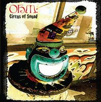 Ohm - Circus Of Sound CD (album) cover