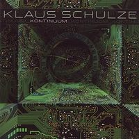 KLAUS SCHULZE - Kontinuum CD album cover