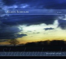 Klaus Schulze - Shadowlands CD (album) cover