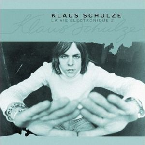 KLAUS SCHULZE - La Vie Electronique 2 CD album cover