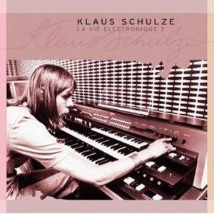 KLAUS SCHULZE - La Vie Electronique 3 CD album cover