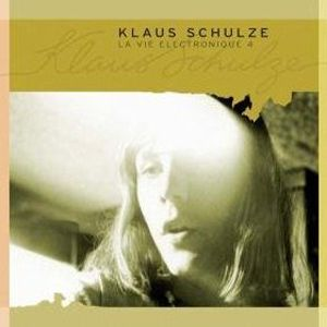 Klaus Schulze - La Vie Electronique 4 CD (album) cover