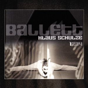 KLAUS SCHULZE - Ballett 1 CD album cover