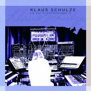 Klaus Schulze - La Vie Electronique 5 CD (album) cover