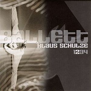 KLAUS SCHULZE - Ballett 2 CD album cover