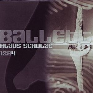 KLAUS SCHULZE - Ballett 4 CD album cover