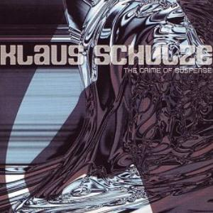 KLAUS SCHULZE - The Crime Of Suspense CD album cover
