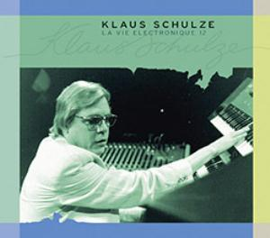 Klaus Schulze - La Vie Electronique 12 CD (album) cover