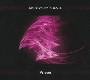 KLAUS SCHULZE - Privöe (with U.s.o.) CD album cover