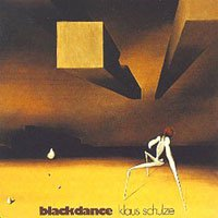 KLAUS SCHULZE - Blackdance CD album cover