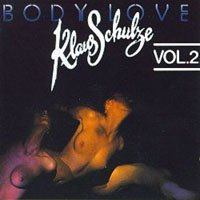 KLAUS SCHULZE - Body Love Vol. 2 CD album cover