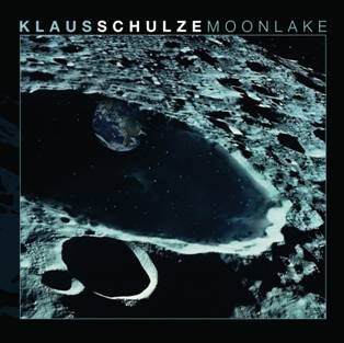 Klaus Schulze - Moonlake CD (album) cover