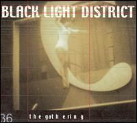 The Gathering - Black Light District CD (album) cover