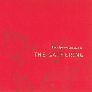 The Gathering - You Learn About It CD (album) cover