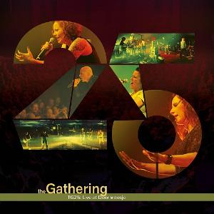 The Gathering - Tg25: Live At Doornroosje CD (album) cover
