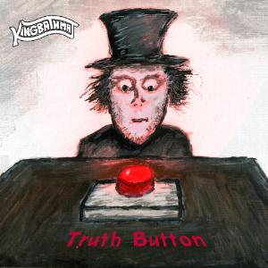 Kingbathmat - Truth Button CD (album) cover