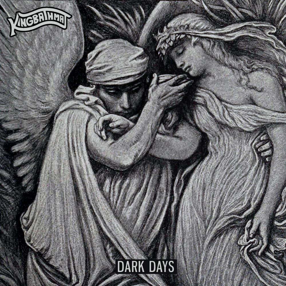 Kingbathmat - Dark Days CD (album) cover