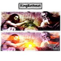 Kingbathmat - Crowning Glory CD (album) cover