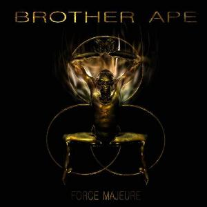 Brother Ape - Force Majeure CD (album) cover