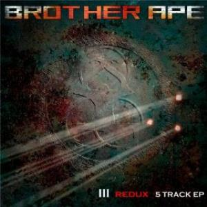 Brother Ape - Ill Redux CD (album) cover