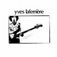 Contraction - Yves Laferriere CD (album) cover