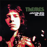 CONTRACTION - Jacques Blais - Thèmes CD album cover
