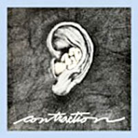 CONTRACTION - Contraction CD album cover