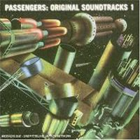 Brian Eno - Passengers: Original Soundtracks 1 (with U2) CD (album) cover