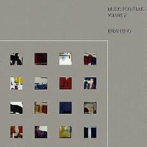 Brian Eno - Music For Films Vol.2 CD (album) cover