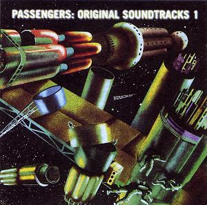 Brian Eno - Passengers: Original Soundtracks 1 CD (album) cover