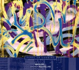 Brian Eno - Panic Of Looking CD (album) cover