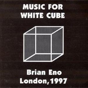Brian Eno - Music For White Cube CD (album) cover
