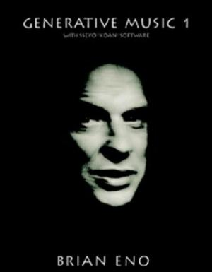 Brian Eno - Generative Music 1 CD (album) cover