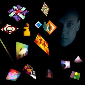 Brian Eno - My Squelchy Life CD (album) cover
