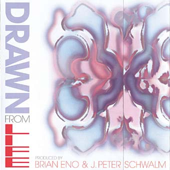 Brian Eno - Drawn From Life (with J. Peter Schwalm) CD (album) cover