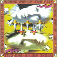 Brian Eno - Wrong Way Up (with John Cale) CD (album) cover