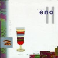Brian Eno - Eno Box Ii : Vocals CD (album) cover