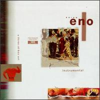 Brian Eno - Eno Box I : Instrumentals CD (album) cover